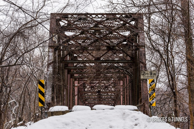 Howland Island Road Bridge