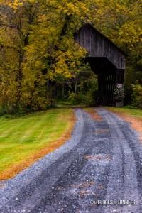 South Pomfret Covered Bridge