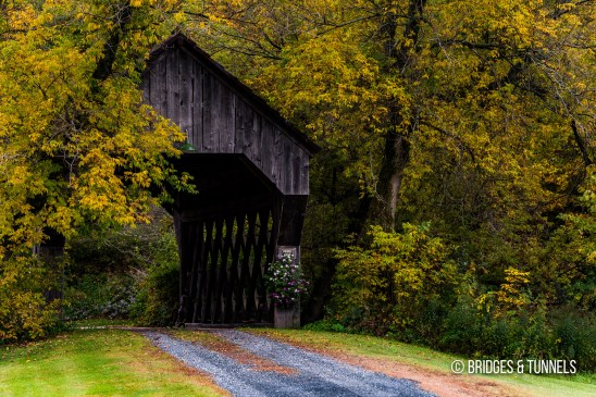 South Pomfret Covered Bridge