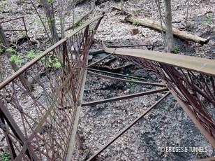 Indian Mound Cemetery Bridge