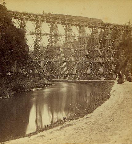 Portageville Railroad Bridge
