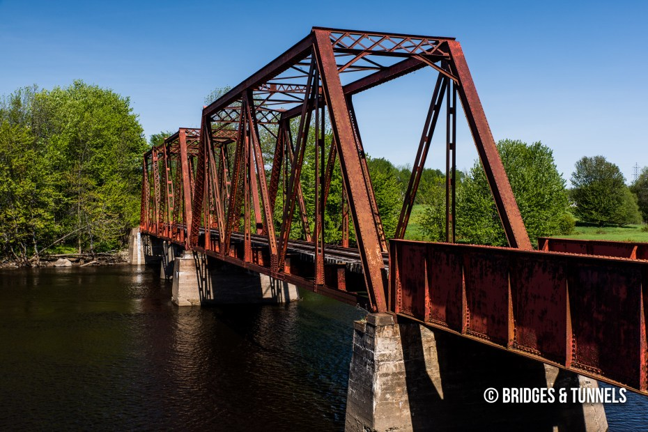 Black River Bridge (Lowville & Beaver River Railroad)