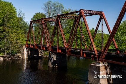 Black River Bridge (Lowville & Beaver River Railroad)