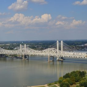 Kennedy Memorial Bridge and Abraham Lincoln Bridge