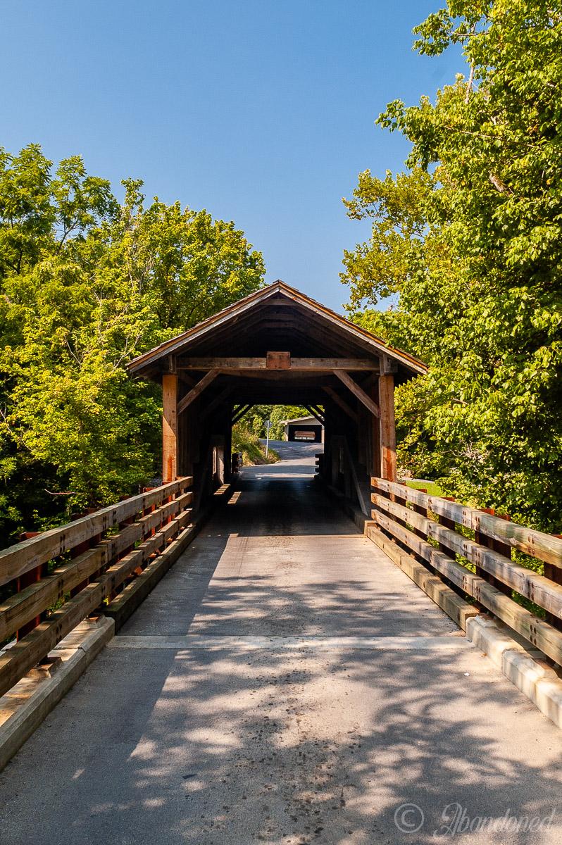 Harrisburg Covered Bridge