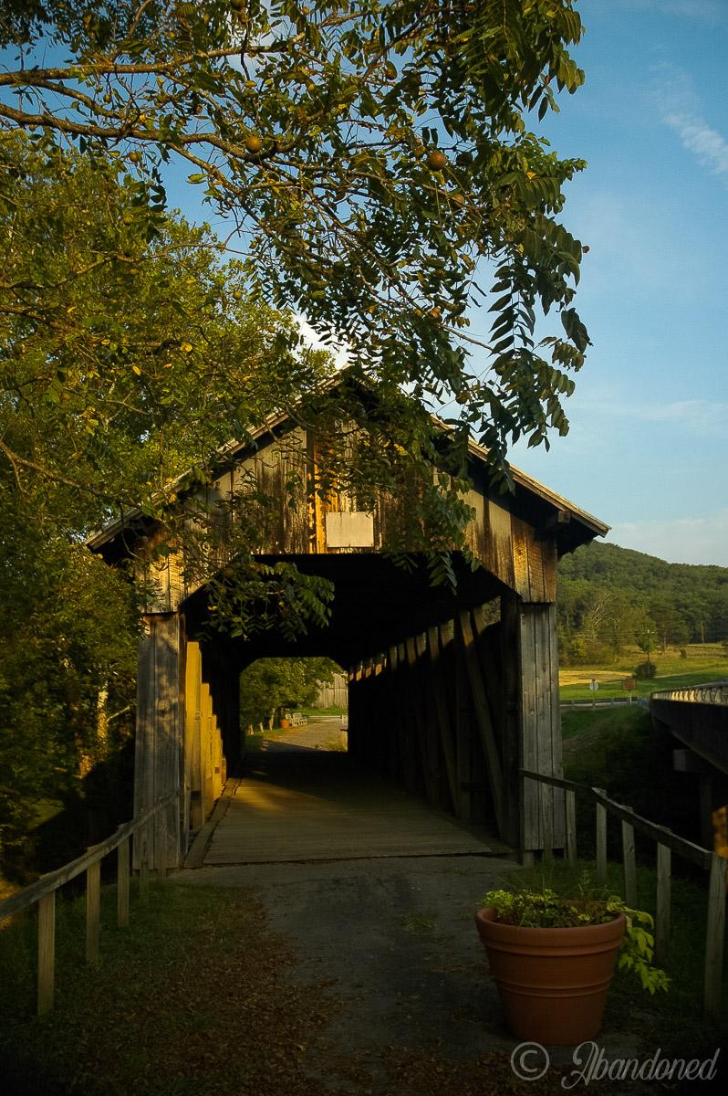 Ringos Mill Covered Bridge