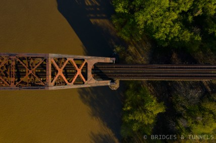 Sciotoville Railroad Bridge