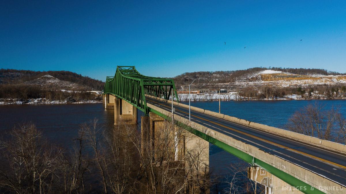 Nick Joe Rahall Bridge