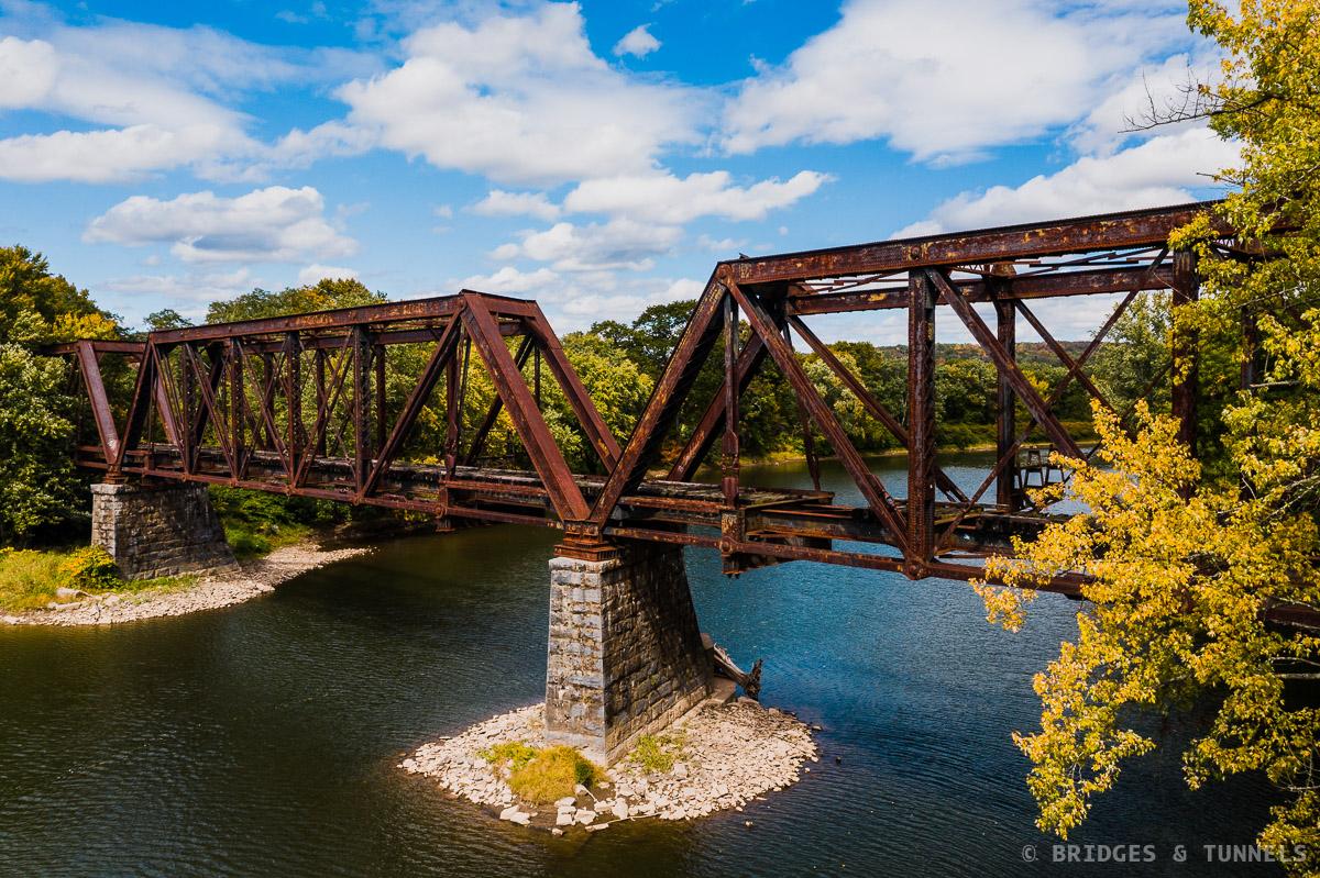 Harpursville Railroad Bridge