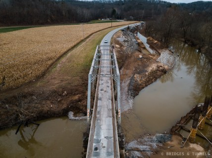 Vincent Eastern Kentucky Railway Bridge No. 2
