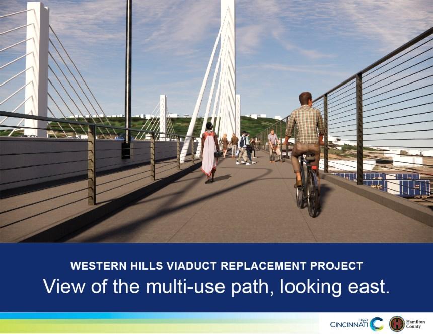 Western Hills Viaduct Rendering