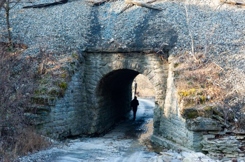Turkey Run Road Tunnel
