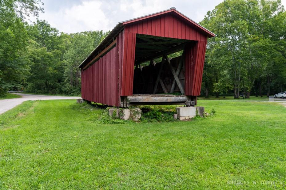 Buckeye Furnace Covered Bridge