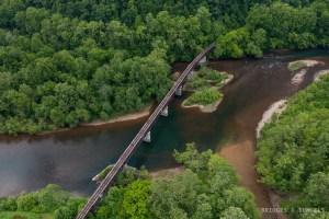 Belva Railroad Bridge