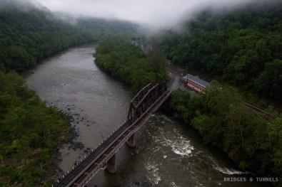 Thurmond Bridge