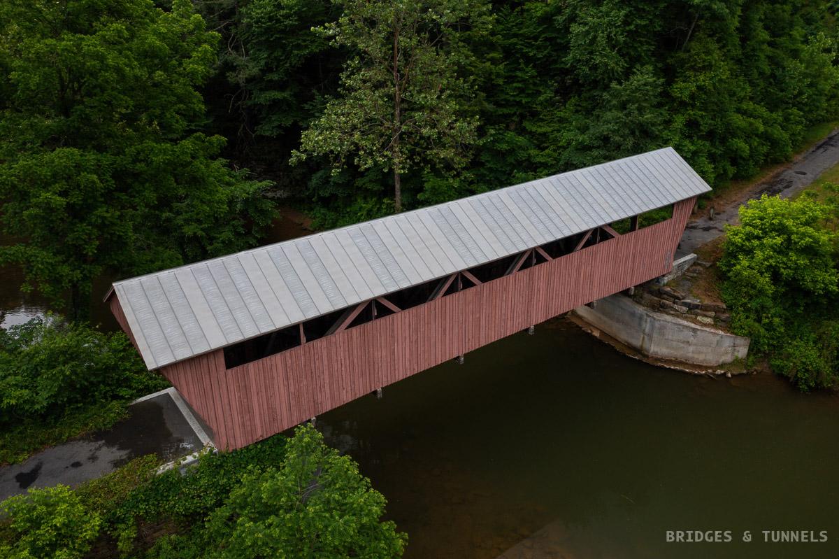 Hokes Mill Covered Bridge