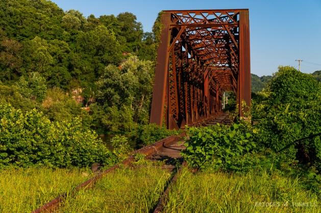 Gauley Bridge Railroad Bridge