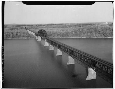 Susquehanna River Rail Bridge