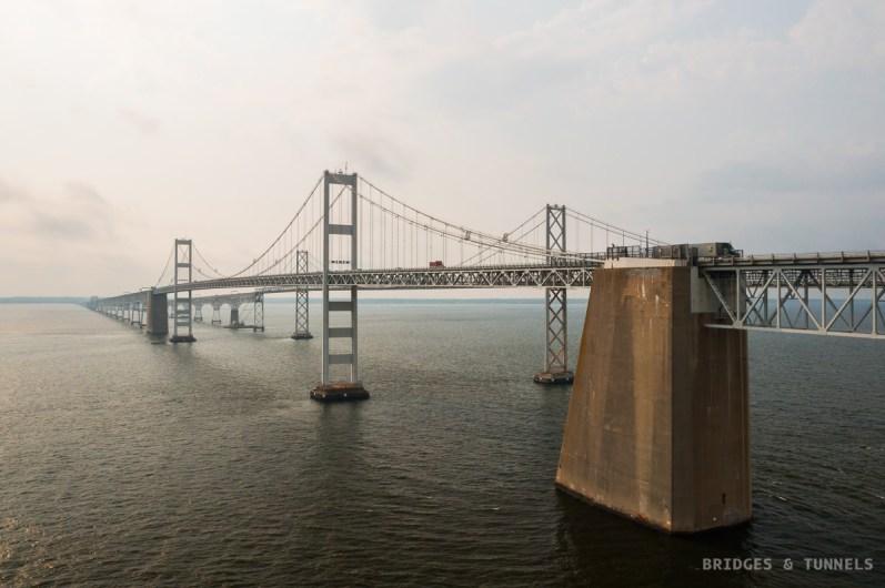 Chesapeake Bay Bridge Western Channel Spans