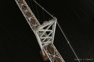Chesapeake Bay Bridge c. 1952 Western Channel Span