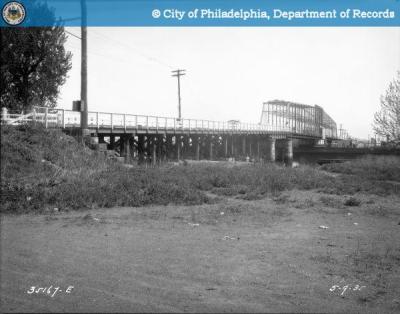 Penrose Ferry Bridge c. 1935
