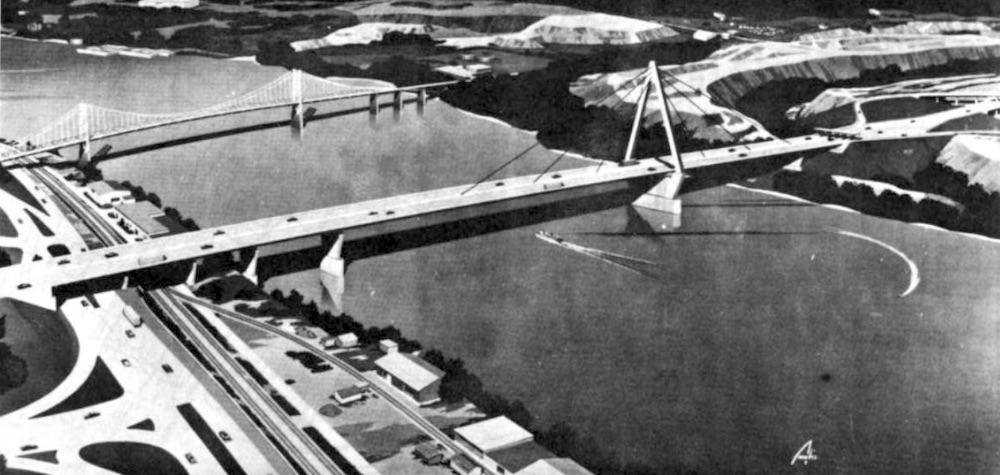 New Steubenville Bridge Rendering