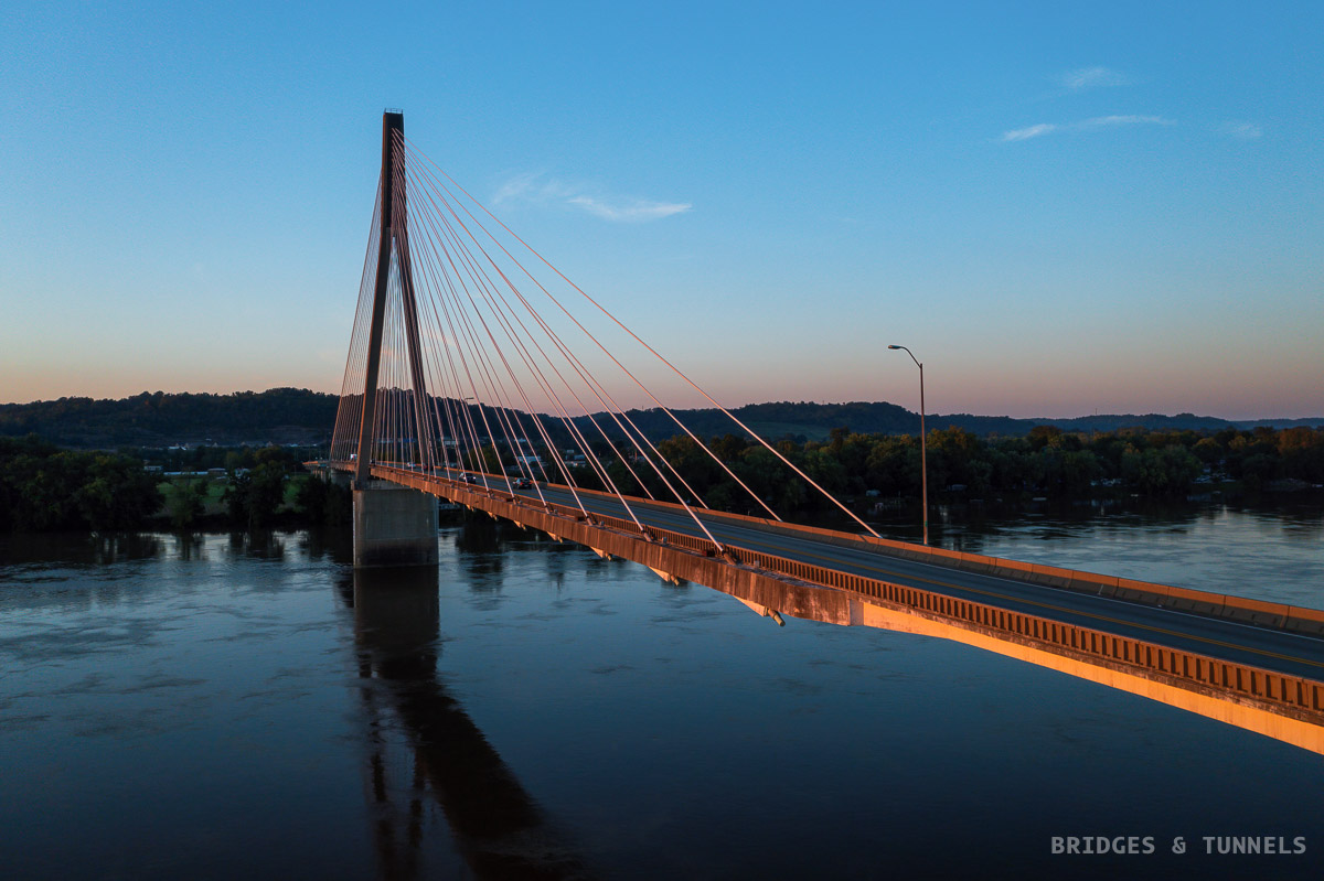 East Huntington Bridge