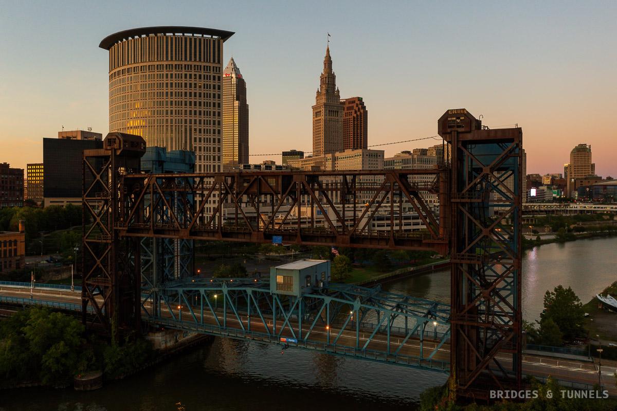 Carter Road Bridge and New York Central Railroad Bridge