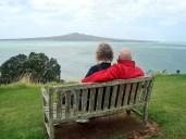 Great view of Rangitoto Island
