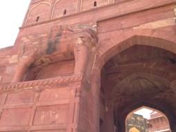 Fatehpur Sikri Palace - elephant gate