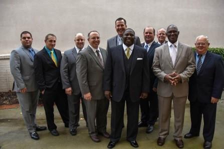 Brothers at Atlanta Convention