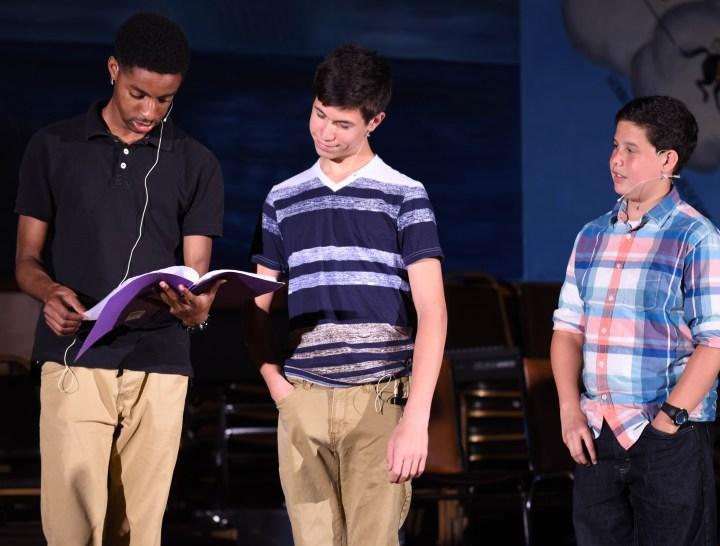Pilgrim Rehearsal 15