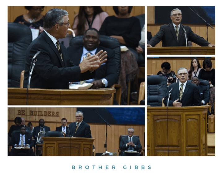 Brother Gibbs