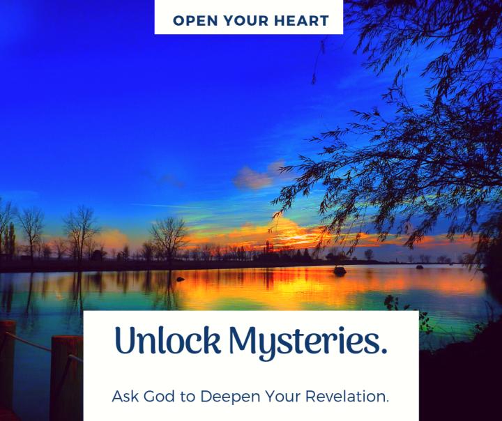 Unlock Mysteries