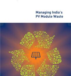 managing india s pv module waste [ 847 x 1188 Pixel ]