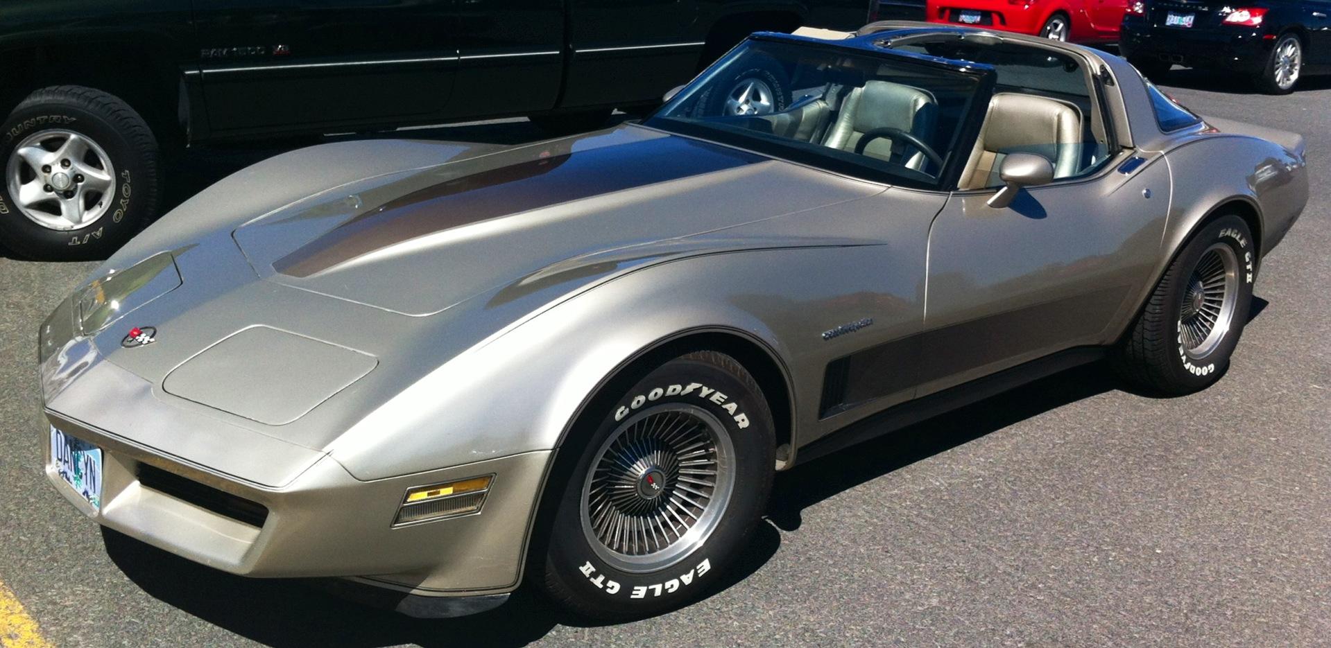 hight resolution of 1982 chevrolet corvette