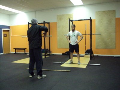 USAW Senior Coach Personal Training Olympic Lifts Bridgetown CrossFit
