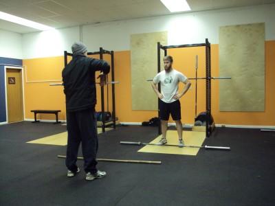 USAW Senior Coach Personal Training Olympic Lifts Bridgetown CrossFit
