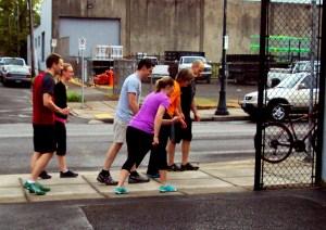 Bridgetown CrossFit P-Run