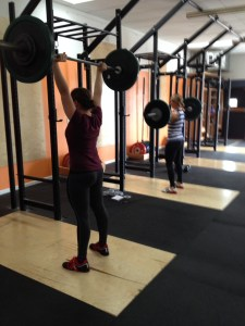 Press, Piush Press, Push Jerk pressing sequence Bridgetown Barbell CrossFit Strength WOD