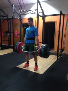 HEx Bar Deadlift Kelly Bridgetown CrossFit Portland OR