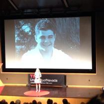 Live TEDTALK at UNR