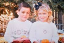 Austin and Me as Kids