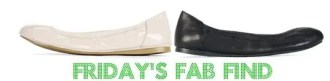 Vince Camuto Ellen Patent Leather Flats