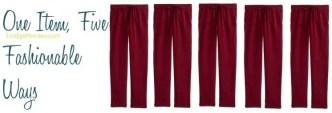 Drapey Drawstring Pants