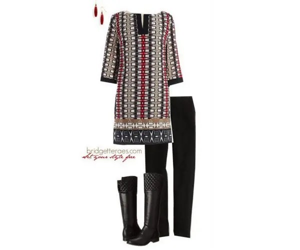 cea73c40a2976a How to wear leggings to work - Bridgette Raes Style Expert