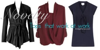 Tops for work