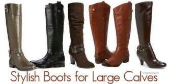 Stylish Boots for large Calves