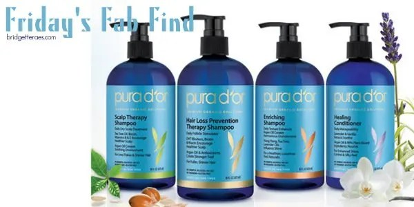 Friday S Fab Find Pura D Or Hair Loss Prevention Therapy Shampoo