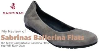 sabrinas ballerina flats